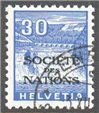 Switzerland Scott 2-O-46 Used