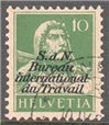 Switzerland Scott 3-O-6 Used