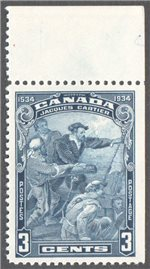 Canada Scott 208 MNH UR Single