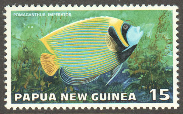 Papua New Guinea Scott 443 MNH