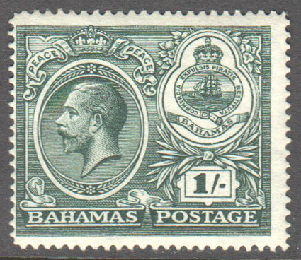 Bahamas Scott 69 Mint (P)