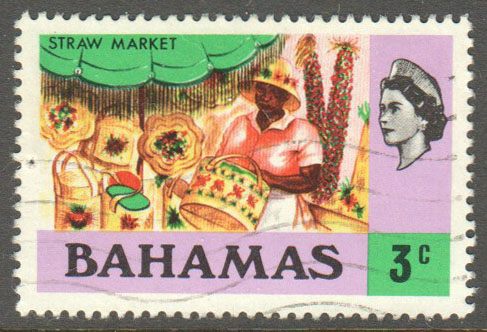 Bahamas Scott 315 Used