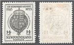 Newfoundland Scott 221 Mint VF (P)