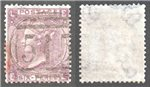 Great Britain Scott 45 Used Plate 6 - EL (P)