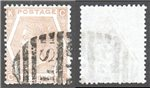 Great Britain Scott 59b Used Plate 11 - CK (P)