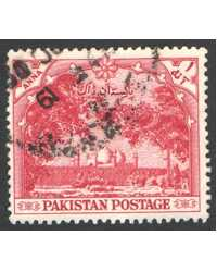 Pakistan Scott 68 Used