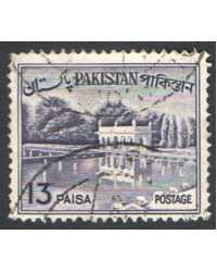 Pakistan Scott 135a Used