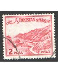Pakistan Scott 130 Used