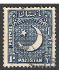 Pakistan Scott 47 Used