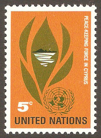 United Nations New York Scott 139 Mint