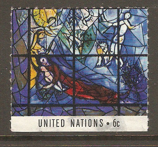 United Nations New York Scott 179d Used