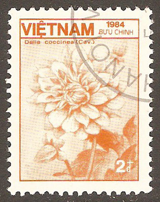 N. Vietnam Scott 1476 Used