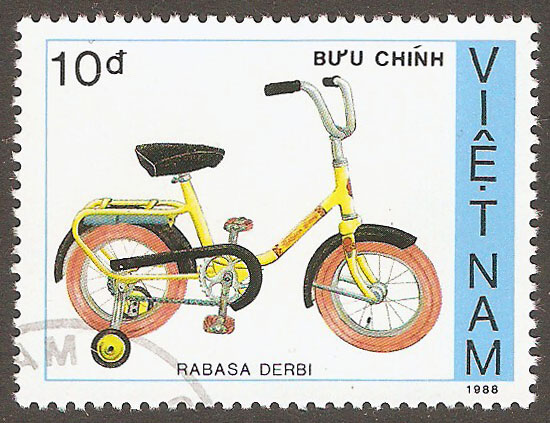 N. Vietnam Scott 1957 Used