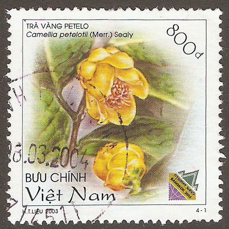 N. Vietnam Scott 3189 Used