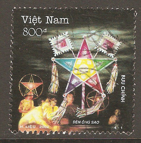 N. Vietnam Scott 3153 Used
