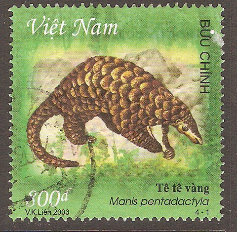N. Vietnam Scott 3179 Used