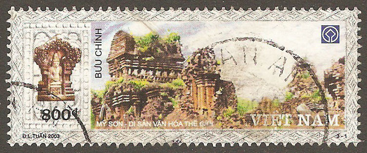 N. Vietnam Scott 3199 Used