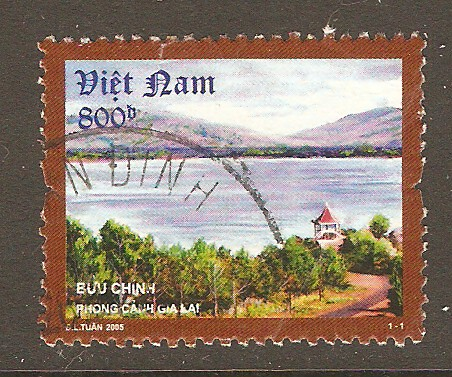 N. Vietnam Scott 3242 Used