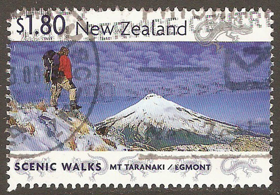 New Zealand Scott 1607 Used