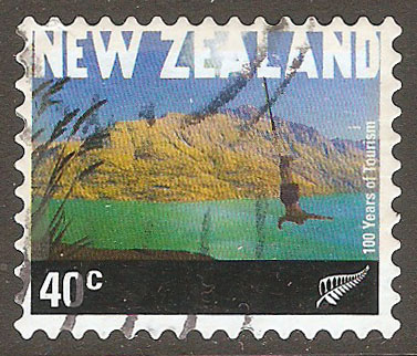 New Zealand Scott 1728 Used