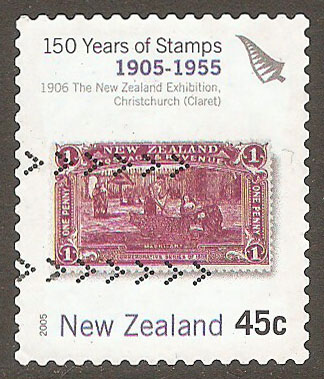 New Zealand Scott 2013 Used
