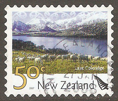 New Zealand Scott 2136 Used