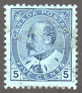 Canada Scott 91 Used VF - Click Image to Close