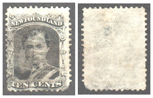 Newfoundland Scott 27a Used F (P691) - Click Image to Close