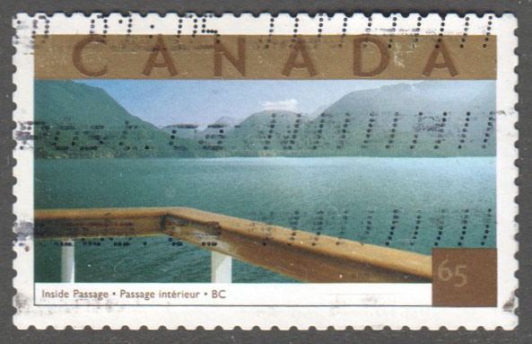 Canada Scott 1989b Used - Click Image to Close
