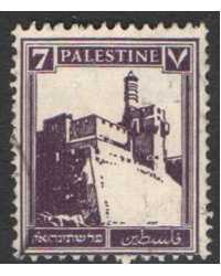 Palestine Scott 70 Used