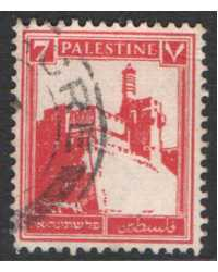 Palestine Scott 69 Used