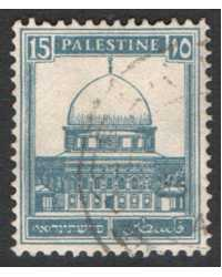 Palestine Scott 76 Used