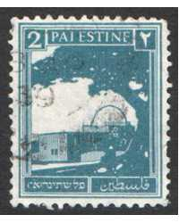 Palestine Scott 63 Used
